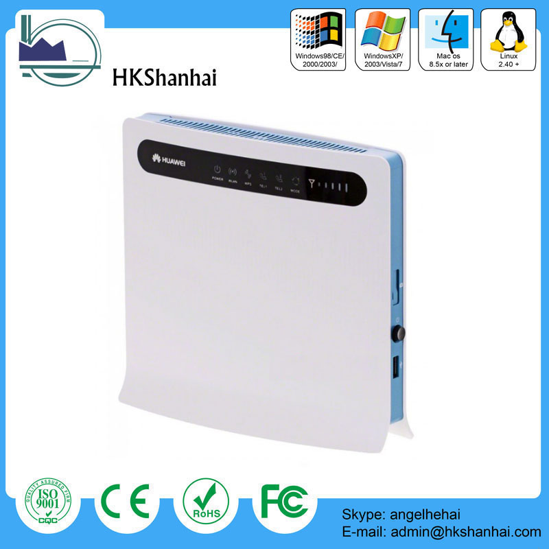 Hot offer unlocked 4g lte cpe router 22 antenna huawei b593