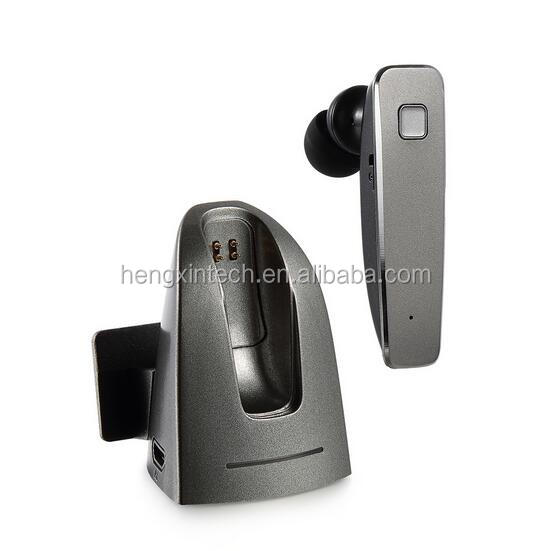 New Wireless Car Kit Bluetooth 4.1 Stereo Headsets Ear Hook Earphone with Mic For iPhone, for Samsung