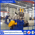 PP PE HDPE LDPE plastic granulator/plastic recycling pelletizer machine/single screw extruder