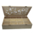 Wholesale FSC handmade 12 compartment wooden tea box chest
