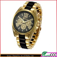 New design GENNVA luxury wrist watch for mens fashion large mens waterproof customs face watch wholesale