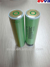 2015 New Quality 18650 Lithium-ion Battery Protected 3400mAh for Panasonic NCR18650B