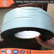 Best price of Waterproof Self-adhesive Bitumen Flashing Tape/Band 1.0mm, 1.2mm, 1.5mm, 2.0mm