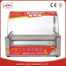 Chuangyu Best Selling Products In India Hot Dog Maker Machine / Food Cart For Wholesale Hot Dog