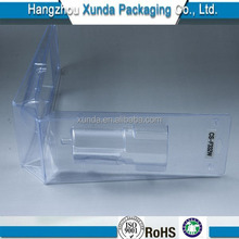 Blister card packaging with hang hole