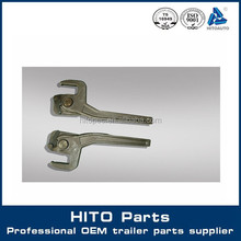 Refrigerated Truck Parts Spring Loaded Latch Lock