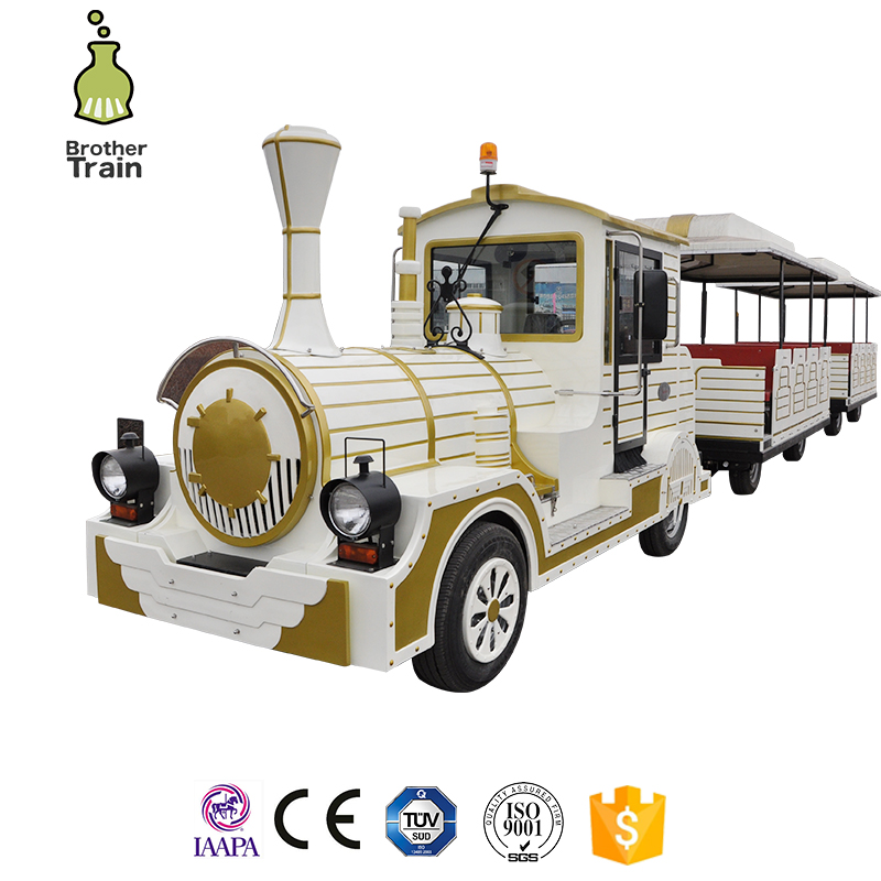 Imitating Antiquity amusement park rides equipment model sightseeing tourist train