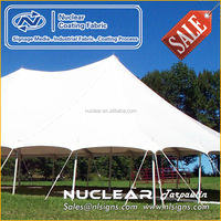PVC coated polyester marquee fabric