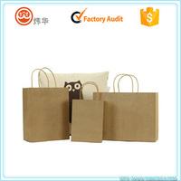 Manufacturer custom design cheap craft paper bags for spices and cereal bar packing
