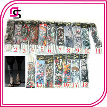 2014 Nylon New Fake Tattoo Sticker Sleeves Design For Men