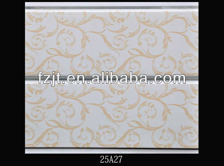 Decorative interior pvc ceiling panels in china