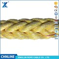 marine ship spare part pp pes mixed anchor rope manufacturer