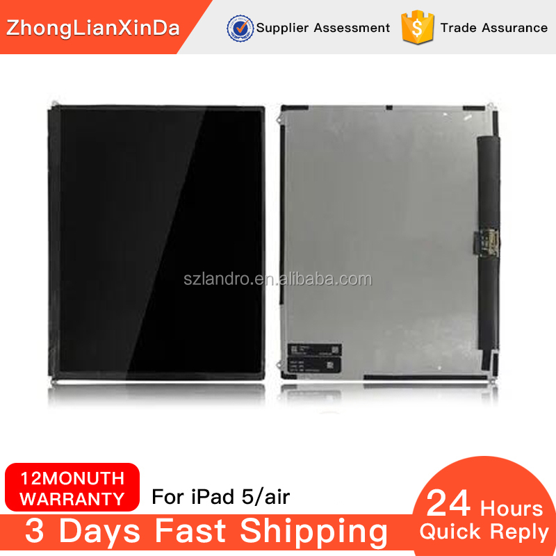 Alibaba Express OEM Repair Parts LCD Display Assembly for iPad air/5 LCD Screen Touch Panel Digitizer Replacement for iPad