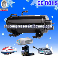 Caravan aircon kompressor for roof top air conditioner camper mini portable tent air conditioner in camping