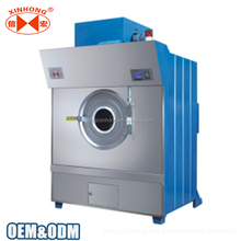 Efficient 136kg capacity industrial commercial gas clothes dryer / industrial centrifugal clothes dryer machine