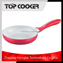 Aluminum press non-stick titanium frying pan
