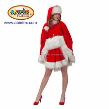 Santa cape (11-249) as party costume with ARTPRO brand