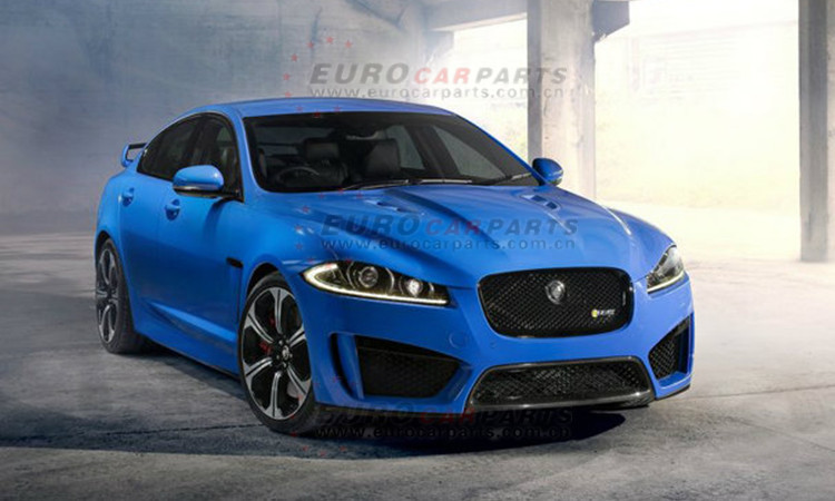 XF R-S body kits fit for Jag-uar XF 2014year to XF R-S style PP XFR-S body kits 2014y~