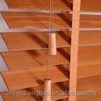 Decorative window venetian wood blind,wooden shutter