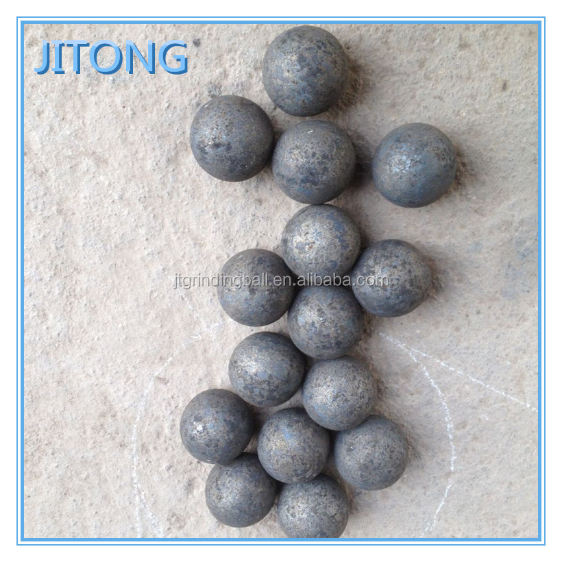 2inch wear resistant forged steel ball for cement machinery