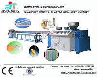 High quality two color drink straw co-extrusion line / production line / making machine