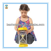 wholesale price hourglass for educational kit for kids