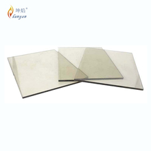 Polycarbonate transparent solid roof sheet carport skylight roof sheet