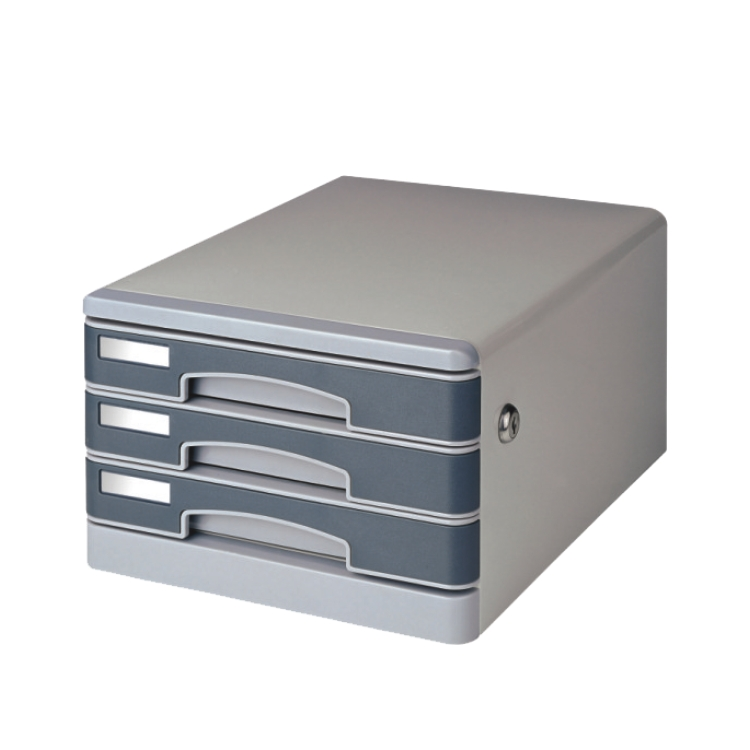 Hot selling Metal Material and Office Furniture Type 3 drawer file cabinet