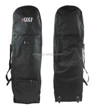 Nylon large sport travel golf bag