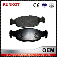 Customized Car Accessories Rear Disc Brakes