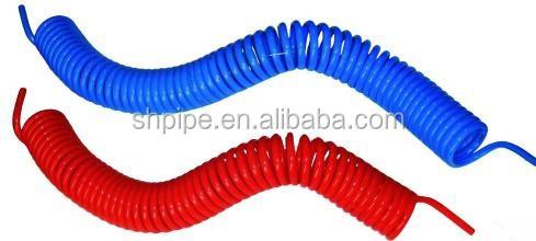 Plastic Flexible Hose,Pa12pa6pa11pa66pvc Flexible Spring Air Hose