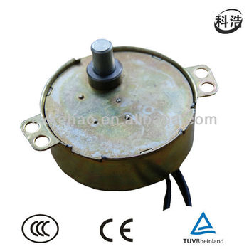 AC new style synchronous motor/micro motor/fan motor with low rpm