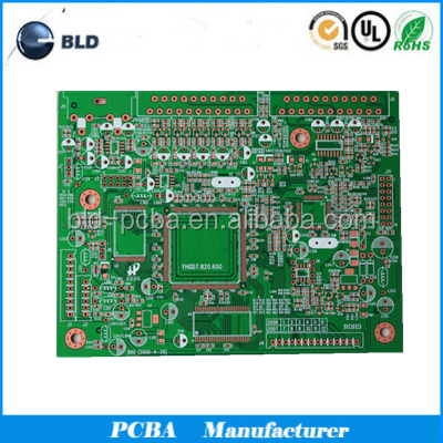 BLD 2 layers,4 layers,6 layers Electronic PCBA Manufacturer PCB Assembly
