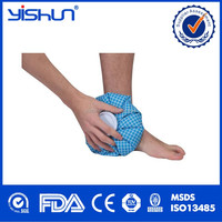 Medical PVC Cloth Ice Bag for Personal Care