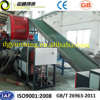 2015 Yuntong Auto Scrap Scooter Tire Comminuting Machine