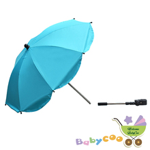 2018 Chinese High Quality Baby Buggy Carriage Stroller Chair Umbrella Design Hands Free Umbrella