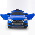 WDHL159 High Quality Licensed Audi Kids Ride On Electric Cars toy for wholesale