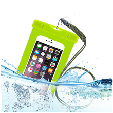 Universal Waterproof Mobiel Cell Phone Case with IPX8 Certification