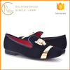 Custom Made Embroidery Velvet Mens Loafers