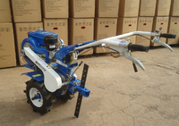 Farm Cultivator Type and ISO9001:2008,CE,GS,EMC,EU-2 Certification Mini Garden Rotavators