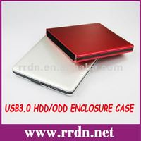 USB 3.0 HDD/ODD enclosure case