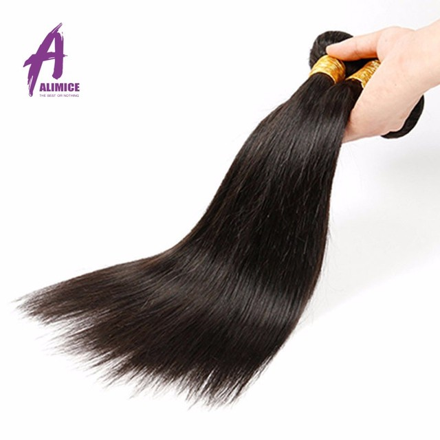Best quality raw unprocessed peruvian straight hair factory wholesale price