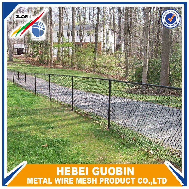 Cyclone Stainless Steel Chain Link Fence From Professional