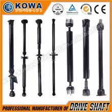 Over 200 models of flexible drive shaft and drive shaft assy