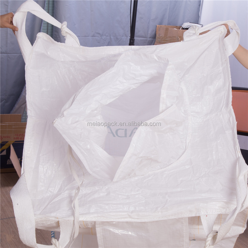 China supplier flexible container bag big bag 1 ton 1.5 ton