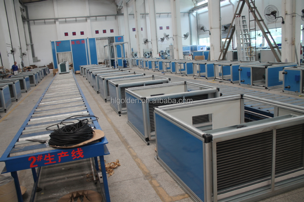 Production line of air handing unit.JPG