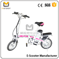 Most Popular Lead-acid Battery 48V 20A Electrical Scooter With Pedals Assistant J