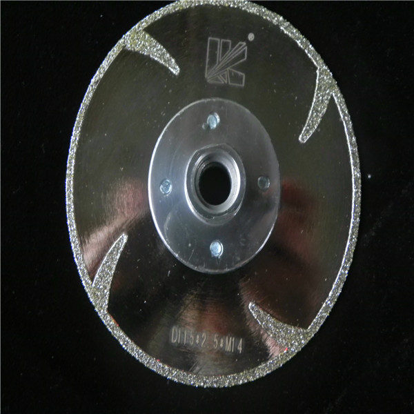 Best Selling top level diamond marble cutting blade segment stone disc /diamond saw blade/marble for