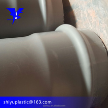 competitive price 125mm pvc pipe With CE certificates