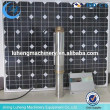 solar water pump complete set with panel etc, solar battery pump, solar pump with internal MPPT controller